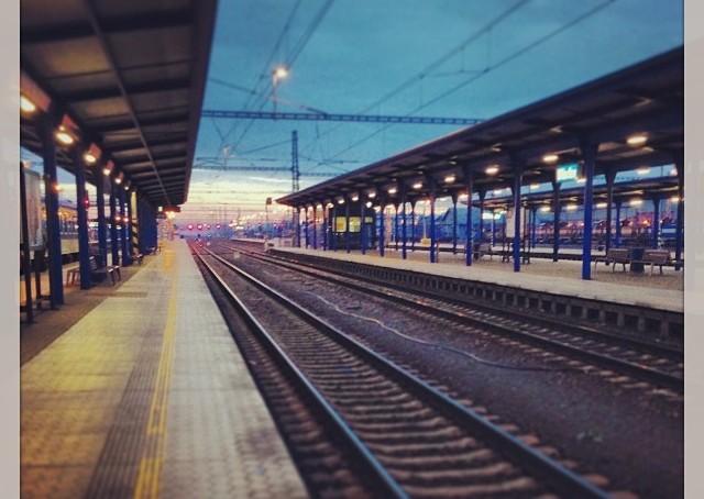 nádraží Břeclav na Instagramu